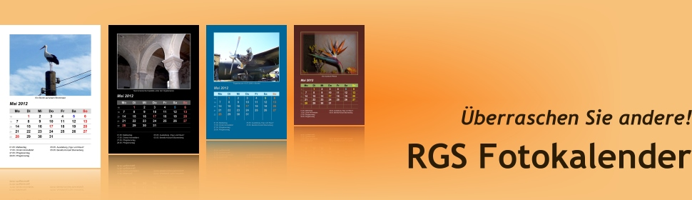 Rgs fotokalender - Banner drucken freeware ...